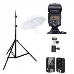Pack TTL alta potencia 2 Canon