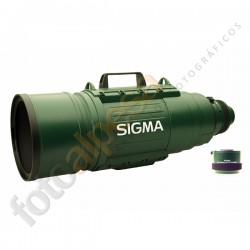 Sigma 200-500mm f/2.8 EX APO DG Canon