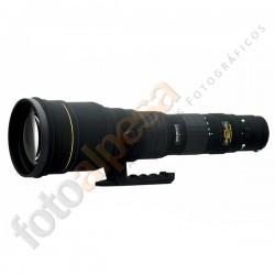 Sigma 300-800mm f/5.6 EX DG HSM MACRO Canon