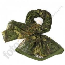 Bufanda camuflaje