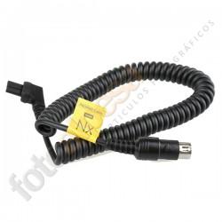 Cable Godox Nx para Nikon