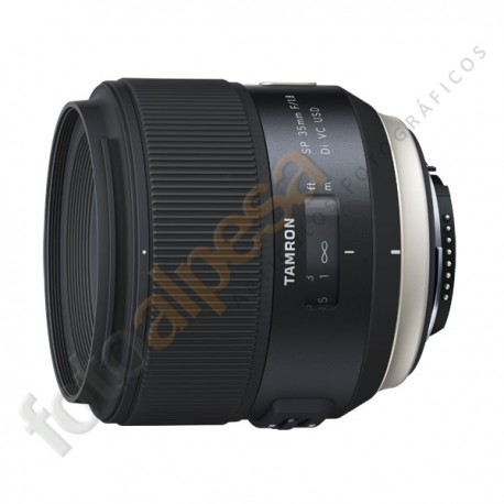 Tamron 35mm f/1,8 Di VC USD SP