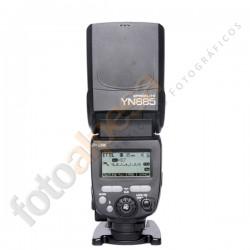 Yongnuo YN 685 Nikon + Difusor