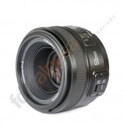 Yongnuo EF Yn-50mm f/1.8 para Nikon