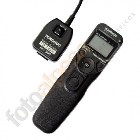 Intervalómetro wireless Yongnuo C1 MC - 36R