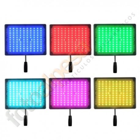 Yongnuo YN-600 RGB 3200-5500K LED