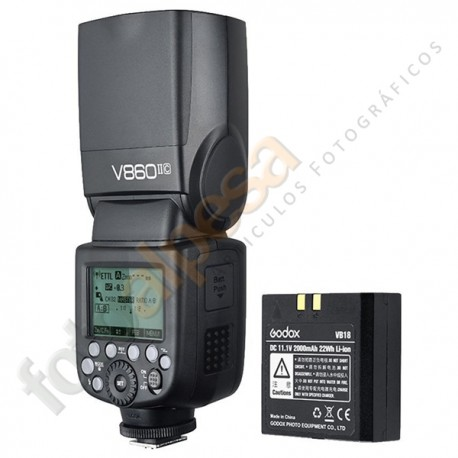 Godox Ving V860IIC Canon