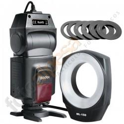 Ring Flash Godox Universal ML-150
