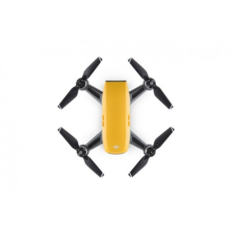 DJI SPARK FLY MORE COMBO AMARILLO AMANECER