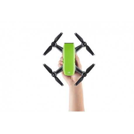 DJI SPARK FLY MORE COMBO VERDE HIERBA