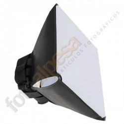 Difusor plegable universal 12,5 x 10 cm.