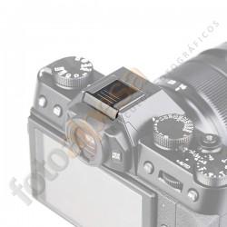 Protector para la zapata del flash de cámaras fotográficas