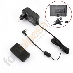 Adaptador CA 7,5V 2000 mA para reemplazo batería NP-F970