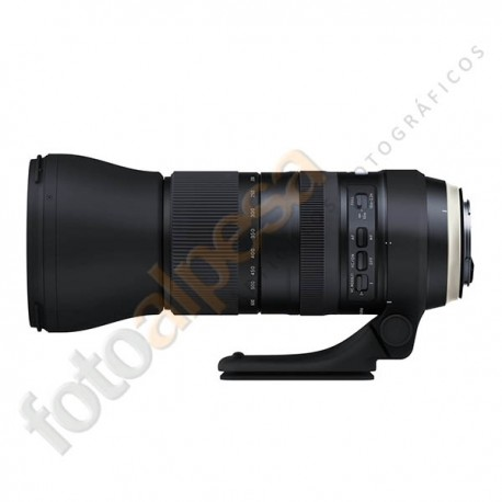 Tamron 150-600 mm F/5-6.3 G2 +1,4X