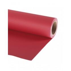 Fondo Lastolite Papel Red (rojo intenso) de 2,75 x 11 m.
