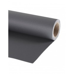 Fondo Lastolite Papel Shadow Grey (gris oscuro) de 2,75 x 11 m.
