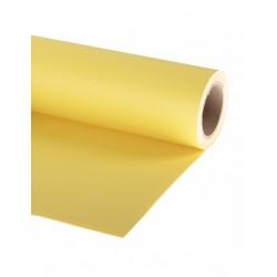 Fondo Lastolite Papel Yellow Primrose (amarillo) de 2,75 x 11 m.
