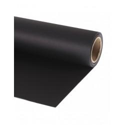 Fondo Papel Lastolite Super Black (súper negro) de 1,37 x 11 m.