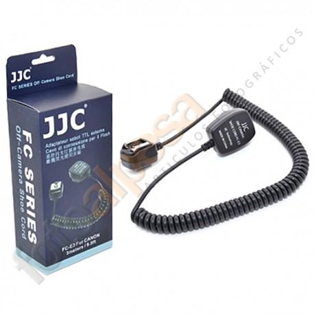 Cable TTL Canon 3m FC-E3