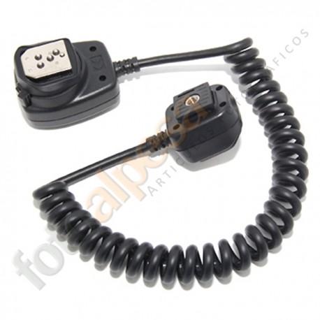 Cable TTL Canon 1.5m FC-NA