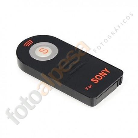 Disparador infrarrojos para Sony