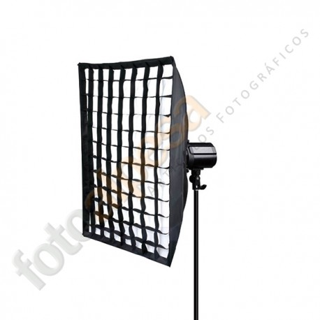 Soft Box 60X90 con grid