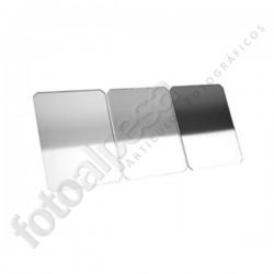 Kit Filtros Degradado Inverso Formatt Hitech 100x150mm
