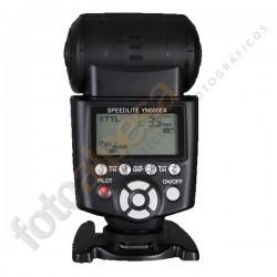 Yongnuo 500ex Canon + Difusor