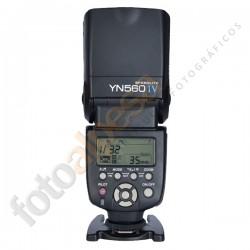 Yongnuo Yn 560IV + Difusor