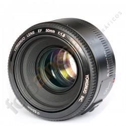 Yongnuo EF Yn-50mm f/1.8 para Canon