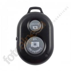 Disparador remoto Bluetooth  para teléfonos móviles.