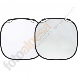 Reflector Plateado/Blanco L 120 cm Profoto