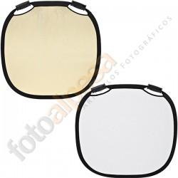 Reflector SunSilver/Blanco L 120 cm Profoto