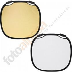 Reflector Dorado/Blanco L 120 cm Profoto