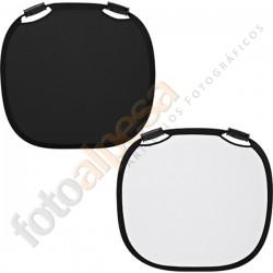 Reflector Negro/Blanco M 80 cm Profoto
