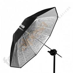 Paraguas Profoto Shallow Plateado S