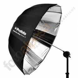 Paraguas Profoto Deep Plateado S