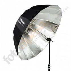 Paraguas Profoto Deep Plateado L