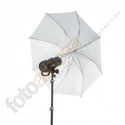 Paraguas traslucido 33´´ (83cm)