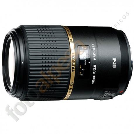 Tamron 90mm f/2,8 Di Macro VC USD Sony