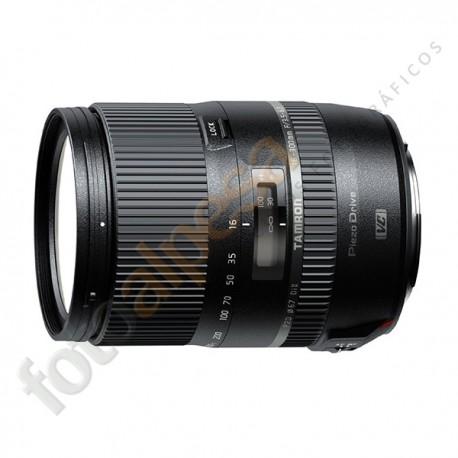 Tamron 16-300mm f/3,5-6,3 DI II VC PZD Macro Canon