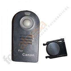 Disparador infrarrojos para Canon