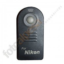 Disparador infrarrojos para Nikon