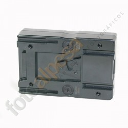 Adaptador Batería V-Mount para baterías Sony NP