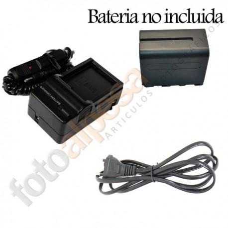 Cargador baterias Fp750