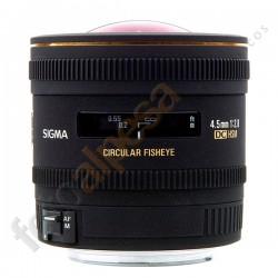 Sigma 4.5mm f/2.8 EX DC Canon