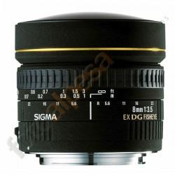 Sigma 8mm f/3.5 EX DG Canon