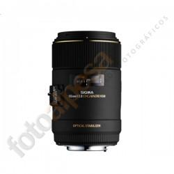 Sigma 105mm f/2.8 MACRO EX DG OS HSM Canon
